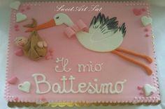decorazioni pdz torta battesimo - Cerca con Google