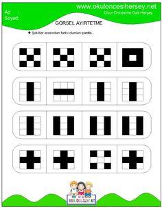 Printable Mazes, Free Printables, Visual Perception Activities, Preschool Activities, Free Design, Worksheets, Bar Chart, Education, Math