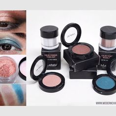 """New on the #blog: @mustaev_usa Single Eyeshadows & Color Powders Review & Swatches: check out our full #review of the MustaeV single #eyeshadows and #color powders with swatches. _________________________________________www.modernchicmag.com/mustaev-single-eyeshadows-color-powders-review-swatches _________________________________________#bblogger #latinablogger #makeup #mua #beauty #swatches #korean #brand #glitters #eyemakeup #belleza #cosmeticos #lookbook #motd #lifestyle #trend #new…"