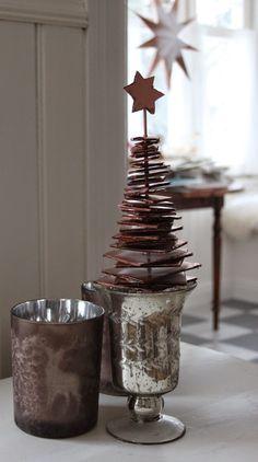 add: design / anna stenberg / lantligt på svanängen: Advent o Jul
