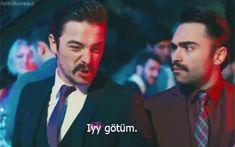 Ahmet Kural'ın unutulmaz repliği :D Kardeş Payı Funny Share, 2 Broke Girls, Good Sentences, Mood Gif, Cute Cat Gif, Cringe, Funny Photos, Karma, Comedy