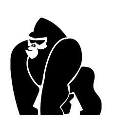 bad gorilla logos - Google Search