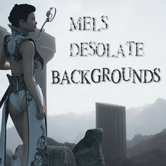 Mel's Desolate Backgrounds - $9.95 :Mels Desolate Backgrounds  In these desolate lands, some are entirely devoid of human life while others have only the haunting remains of civilizations past.  These are carefully crafted backgrounds with exquisite optional matching light sets available. Use them alone or together with the lights sets for stunning renders.  Backgrounds: 10 backgrounds at 3000 x 3000 pixels. All backgrounds are 300 ppi resolution.