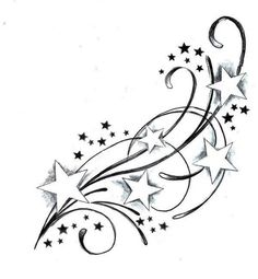 Star Tattoo | Star Tattoo Design, Star Tattoos & Star Tattoo Flash - Do It!