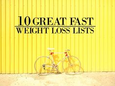Whether you have the time or not, there are plenty of fast weight loss tips to help you get where you want…