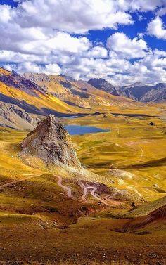 Valle Hermoso - Argentina