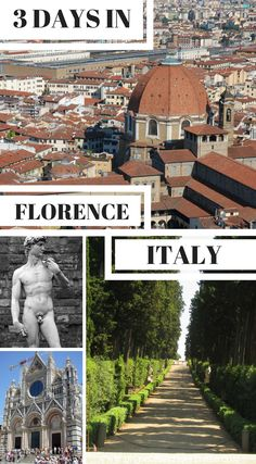 3 days in Florence, Italy. Planning a trip to Florence, Italy? Use our 72-hour Florence vacation travel guide for the perfect long weekend itinerary, including the best accommodations, attractions and restaurants. Click to read 3 Days in Florence, Italy – What to do in Florence, Italy. #Florence #Itlay #Travel #Guide