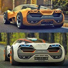 Vector - Lada Raven Top or Bottom Via @captain_exotic #exoticworldofcars #hypercar