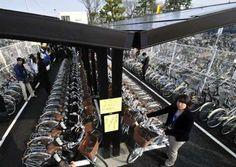 eneloop charging station Charging station for hybrid electric bikes!