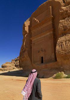 Al-Hijr Archaeological Site (Madâin Sâlih), Saudi Arabia