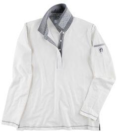 #Rugby-Polo von LISA CAMPIONE Damen Sweatshirts, Trends, Rugby, Lisa, Golf, Athletic, Winter, Modern, Jackets