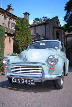 Maureen, the Morris Minor My Dream Car, Dream Cars, Vintage Cars, Antique Cars, Morris Minor, Classy Cars, Classic Mercedes, Cute Cars, Train Car