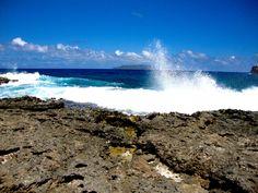 Pointe des Châteaux, Guadeloupe, Mars 2013