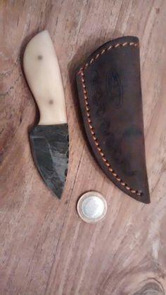 Handmade damast knife