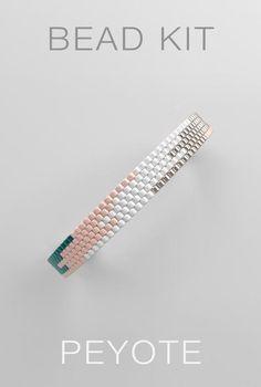 This item is unavailable Loom Bracelet Patterns, Bead Loom Bracelets, Bead Loom Patterns, Peyote Patterns, Jewelry Patterns, Beading Patterns, Beading Tutorials, Bead Jewellery, Bead Weaving