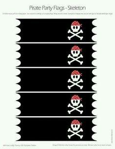 Banderas de piratas