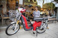 VEXA500 - electric bike full of storage!