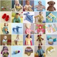 Lots of free tutorials for making baby stuff- hats, shoes, blankets, towels, burp cloths, bibs, etc. etc.  For my crafty & talented friends ;) ........ @Andrea / FICTILIS Klem @Megan Ward Kleemann