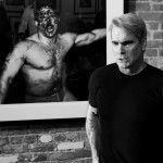 Henry Rollins at Rock/Fight opening | NYLON Guys