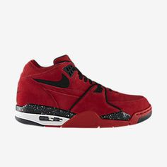 Nike Air Flight 89 Gym Red Available Now Nike Water Shoes, Running Shoes Nike, Nike Air Flight, High Top Sneakers, Sneakers Nike, Nike Store, Discount Nikes, Sporty, Gym