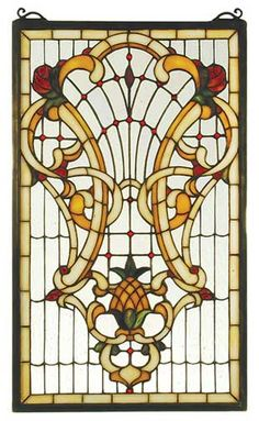 art glass windows - Google Search