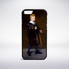 Edouard Manet - Boy With A Sword Phone Case – Muse Phone Cases