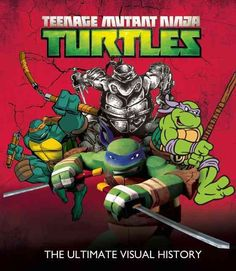 [ART] Teenage Mutant Ninja Turtles: Radical Mutations Rough Cover Check out the rough cover for Cartoon Art Museum curator Andrew Farago's upcoming Teenage Mutant Ninja Turtles visual history book. Ninja Turtle Crafts, Ninja Turtles Art, Teenage Mutant Ninja Turtles, Cartoon Art Museum, Ninga Turtles, Turtle Tots, Black And White Comics, Childhood Tv Shows, Tmnt 2012