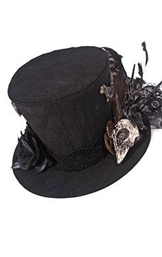 11 mejores imágenes de Sombreros Steampunk   Sombreros