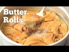 Shortcut Butter Roll Dessert   Southern Plate