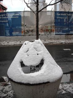 Humorous Snow by ~fishbowl00 on deviantART