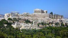 ***Acrópolis de Atenas. Segunda Mitad S.V a.C.