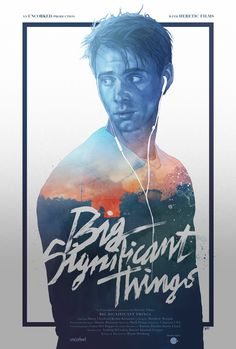 Big Significant Things by Grzegorz Domaradzki #poster #watercolor in Paintings/ Prints