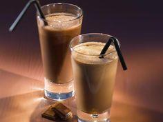 Milkshake aux deux chocolats - Recette de cuisine Marmiton : une recette