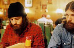 scott & seth avett--i love their beards, and their music