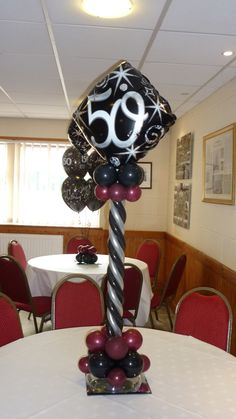 50th Birthday Ideas Ultimateluxevents Centerpieces Gifts Party