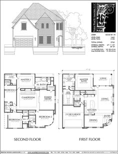Modern House Floor Plans, Sims House Plans, Two Story House Plans, Two Story Homes, Pool House Designs, Modern House Design, House Extension Plans, Extension Ideas, 6 Bedroom House Plans