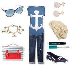 I love nautical fashion.