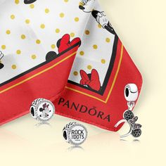Minnie Mouse Rocks the Dots Gift Set by PANDORA Out Now