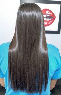 Long Silky Hair, Long Natural Hair, Very Long Hair, Natural Hair Styles, Long Hair Styles, Beautiful Long Hair, Gorgeous Hair, Pretty Hairstyles, Straight Hairstyles