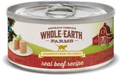 Whole Earth Farms Grain Free Receipe, 2.75 oz, Beef, 24 Count >>> Click image to review more details. (This is an affiliate link) #MyCat