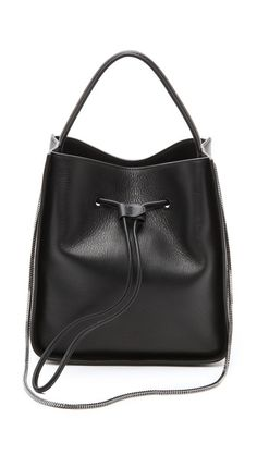 3.1 Phillip Lim Soleil Small Bucket Drawstring Bag