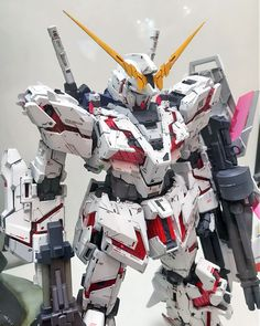 GUNDAM GUY: Gundam Hobby Life (GHL) Featuring NAOKI's Gunpla Builds @ Wonder Festival 2016 Winter
