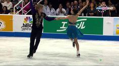 Meryl Davis & Charlie White 2013 14 Skate America   Ice Dance FD