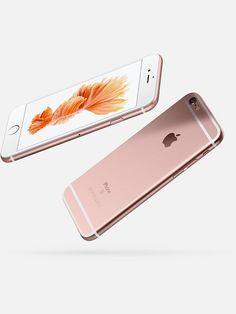 Escolha entre prateado, dourado, cinza espacial e cor de ouro rosa. Compre o iPhone 6s e o iPhone 6s Plus online e ganhe o frete, reserve para retirar na loja ou vá a uma Apple Store hoje mesmo.