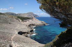 Faszinierende Küstenlandschaft im Parc Naturel de Levante... http://fc-foto.de/36013553