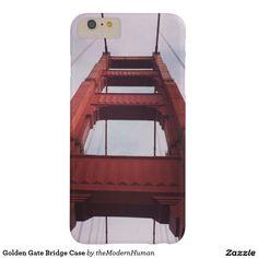 Golden Gate Bridge iPhone 6 Plus Case #iphone6plus #iphonecase #case #iphone #caseforiphone #shopping #buy #buyphonecase #buycase #red #bridge #goldengate #sanfrancisco #california