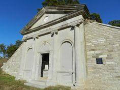 Miles Cemetery October 2013. Photo by Barbara Markham. #MilesCemetery #BarbaraMarkham.com