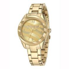 Just Cavalli Women's Watch, Gold