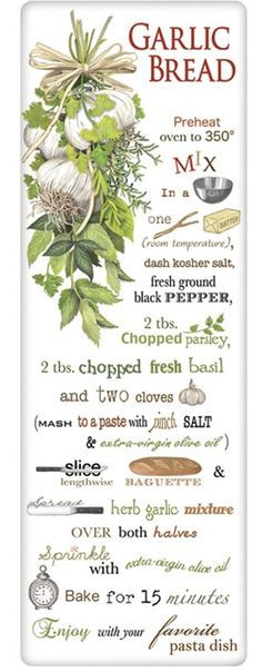 mary-lake-thompson-market-herb-garlic-bread-recipe-towel-1.gif (291×745)