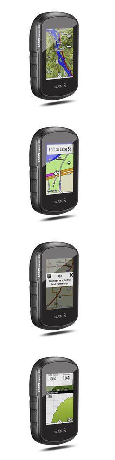 Compasses and GPS 52482: Garmin Etrex 35T Handheld Gps Navigator Preloaded W Topo U.S. 100K 010-01325-13 -> BUY IT NOW ONLY: $309.95 on eBay!